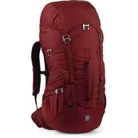 Lundhags Gneik 34 Sac à dos, dark red